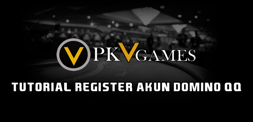 Tutorial Register Akun Domino QQ